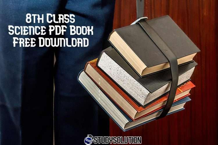 8th Class Science PDF Book Free Download
