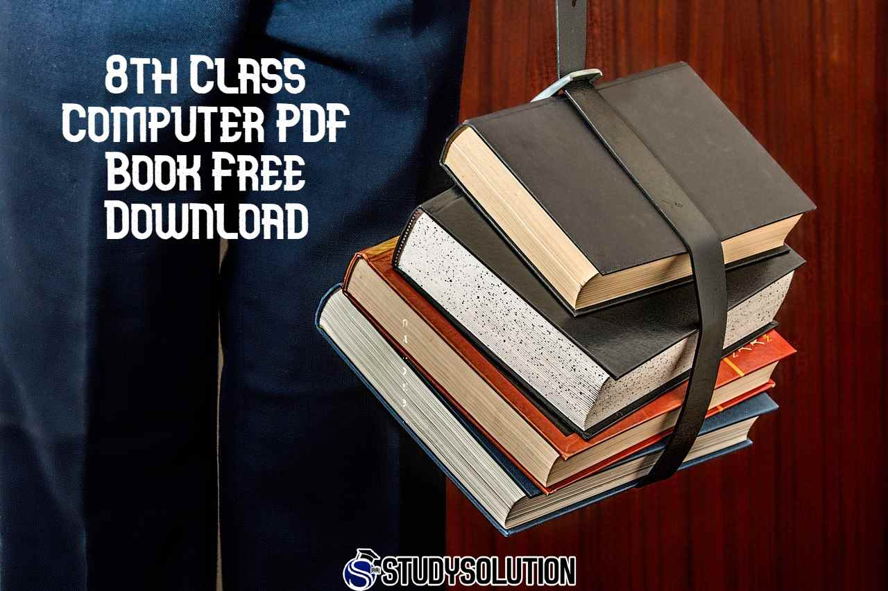 8th Class Computer Science PDF Book Free Download