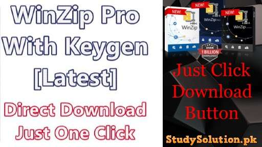 WinZip PRO Download Free Full Version For Windows
