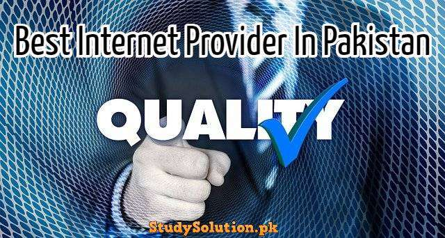 How To Choose The Best Internet Provider In Pakistan?
