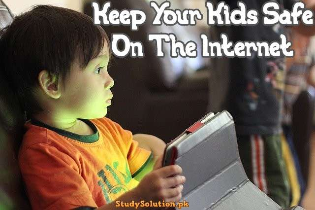 How To Keep Your Kids Safe On The Internet?