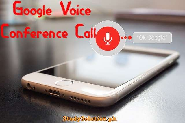 Google Voice Conference Call