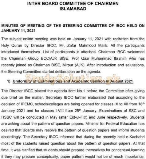 Conclusion By IBCC: